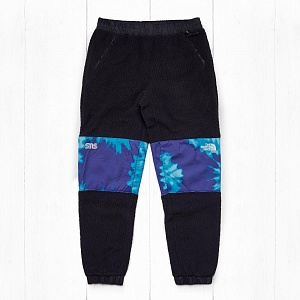 Брюки The North Face x SNS DENALI Scuba Blue Tie Dye