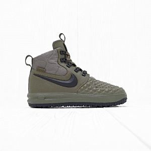 Кроссовки Nike LF1 DUCKBOOT 17 (GS) Medium Olive/Black-Wolf Grey