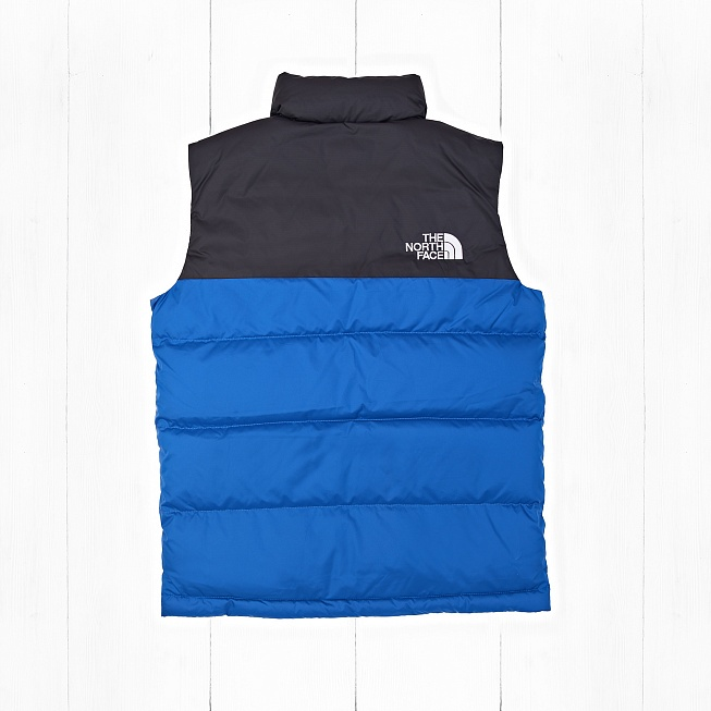 Жилет The North Face M 1992 NUPTSE Cobalt Blue - Фото 1