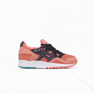 Кроссовки Asics Tiger GEL-LYTE V (MIAMI PACK) Coral/Black