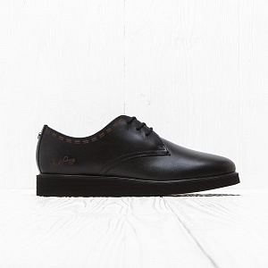 Ботинки Fred Perry NEWBURGH Black