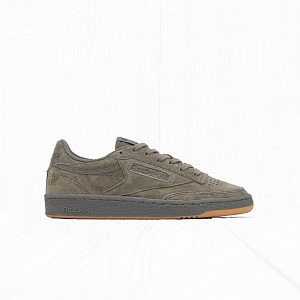 Кроссовки Reebok CLUB C 85 TG Hunter Green/Poplar Green/Gum
