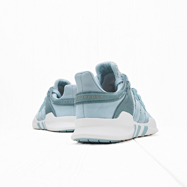 Кроссовки Adidas W EQUIPMENT SUPPORT ADV Tactile Green/Tactile Green/Off White - Фото 1