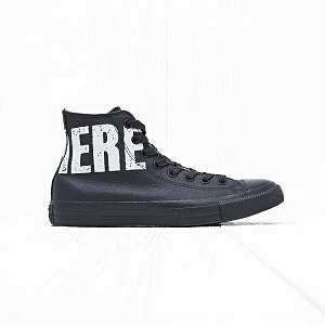 Кеды Converse CHUCK TAYLOR ALL STAR HI SEX PISTOLS Black/Print