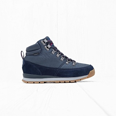 Ботинки The North Face W B2B REDUX Urban Navy/Cabaret Pink