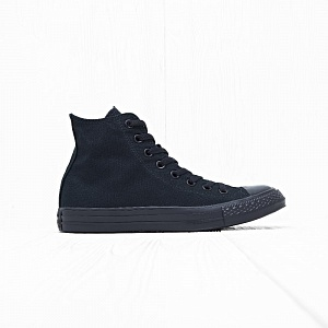 Кеды Converse CHUCK TAYLOR ALL STAR HI Black Monochro