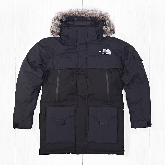Парка The North Face M MC MURDO 2 Black