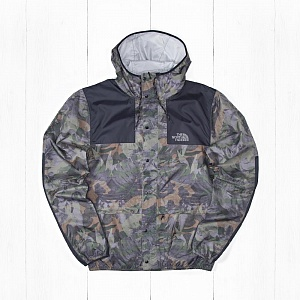 Ветровка The North Face 1985 MNT JKT Green Camo