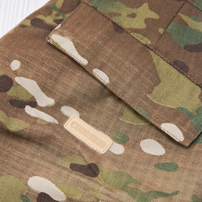 Шорты CODERED CARGO CUT Camouflage Multicamo - Фото 3