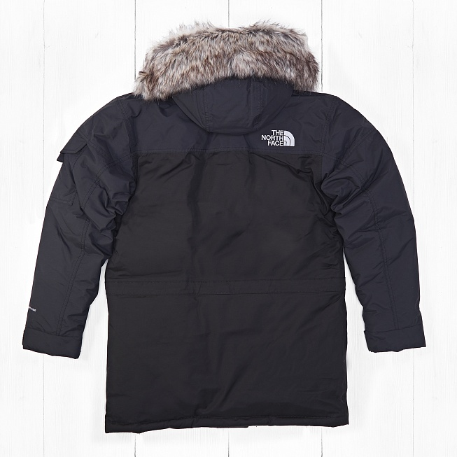 Парка The North Face M MC MURDO 2 Black - Фото 1