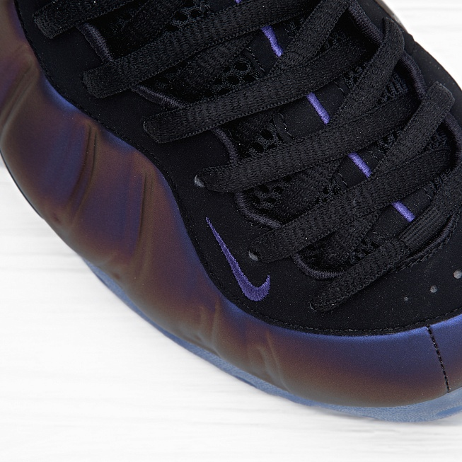 Кроссовки Nike AIR FOAMPOSITE ONE Eggplant Varsity Purple/Black - Фото 5