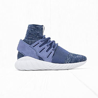 Кроссовки Adidas TUBULAR DOOM PRIMEKNIT GID Super Purple/Collegiate Navy/Vintage White