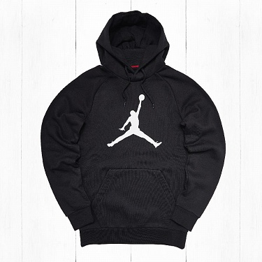 Толстовка Jordan JUMPMAN LOGO Black