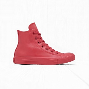 Кеды Converse CHUCK TAYLOR ALL STAR RUBBER HI Red