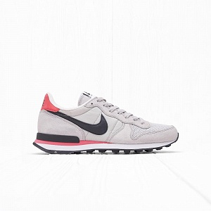 Кроссовки Nike INTERNATIONALIST Grey/Black/Infrared