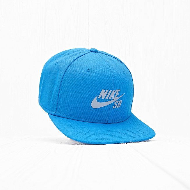 Снепбек Nike SB REFLECT ICON ADJUSTABLE HAT Blue