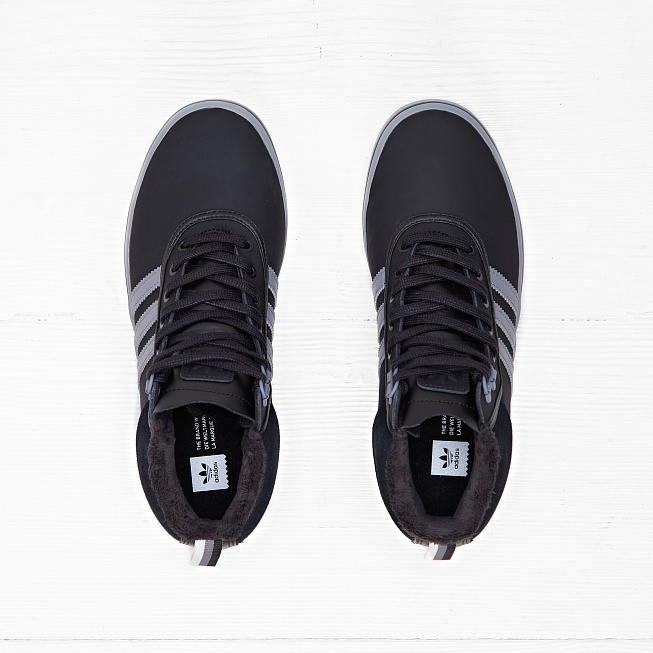 Кеды Adidas ADI-TREK Core Black/Grey/Ftwr White - Фото 2