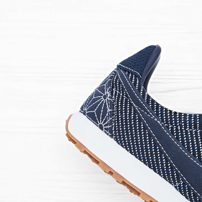 Кроссовки Nike W PRE MONTREAL RACER VNTG PRM Obsidian Gum Med Brown - Фото 7