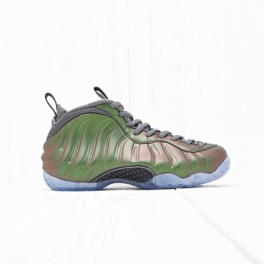 Кроссовки Nike AIR FOAMPOSITE ONE (SHINE) Dark Stucco/Dark Stucco-Black