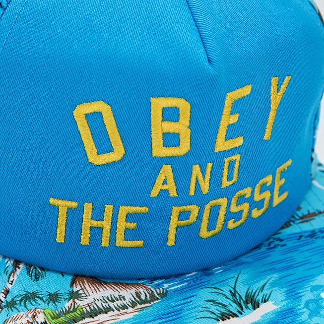 Снепбек Obey ADVENTURE Blue - Фото 1