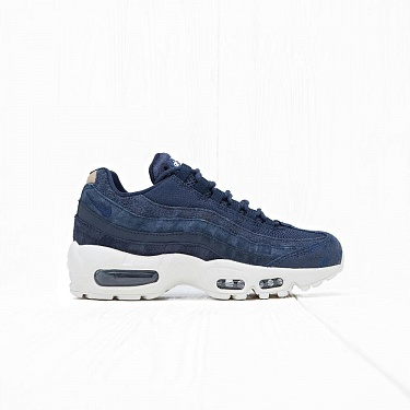 Кроссовки Nike W AIR MAX 95 PRM Dark Obsidian/Midnight Navy/Sail