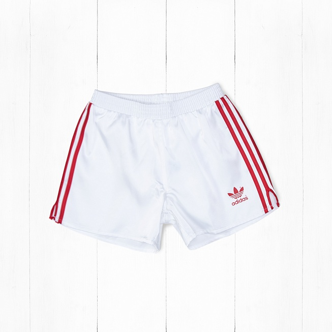Шорты Adidas USSR White/Red