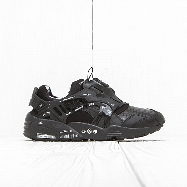 Кроссовки Puma DISC GRAPHERSROCK 01 Black