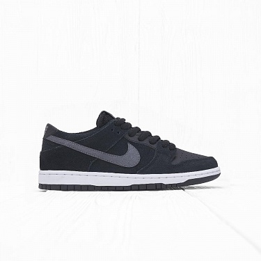 Кроссовки Nike SB DUNK LOW PRO IW Black/White-Graphite