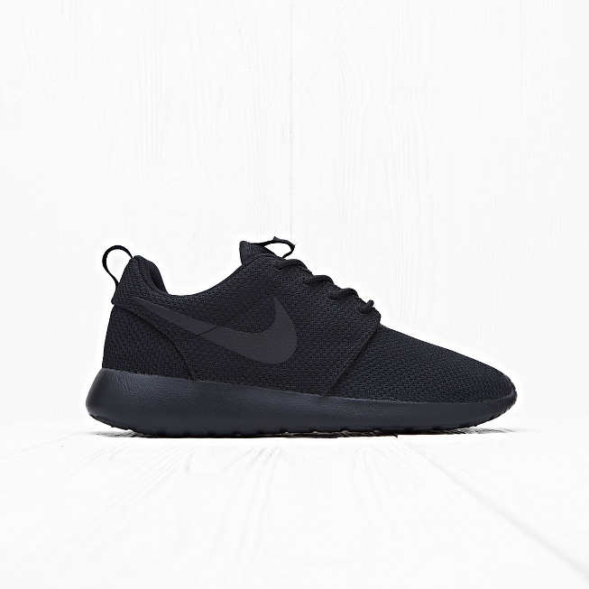 Кроссовки Nike ROSHE ONE Triple Black