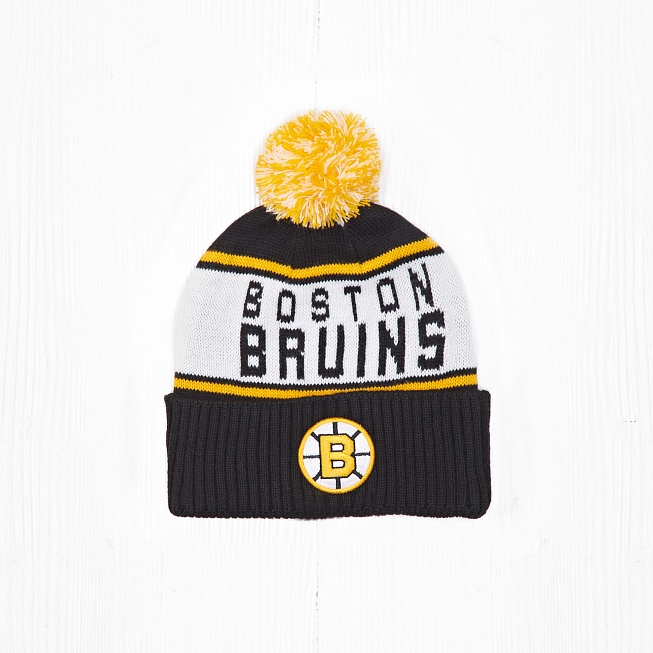 Шапка M&N BOSTON BRUINS