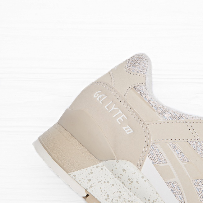 Кроссовки Asics Tiger GEL-LYTE III NS Birch/Latte - Фото 7