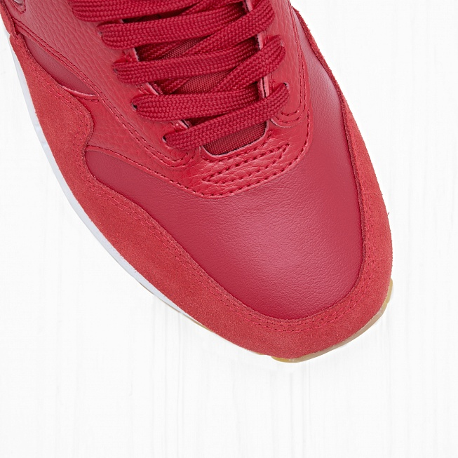 Кроссовки Nike W AIR MAX 1 PRM SC Gym Red/Gym Red-Speed Red - Фото 3
