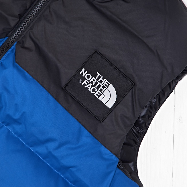 Жилет The North Face M 1992 NUPTSE Cobalt Blue - Фото 3
