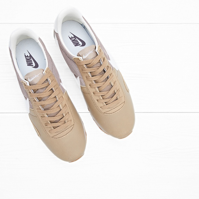 Кроссовки Nike PRE MONTREAL RCR VNTG Duck/Sail-String/Gum Mid Brown - Фото 2