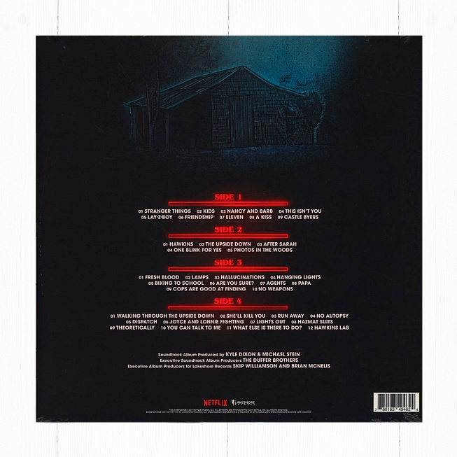 Stranger Things / Volume One ( Soundtrack, Score ) - Фото 1