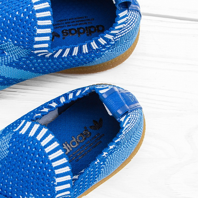 Кроссовки Adidas VERY SPEZIAL PRIMEKNIT Blue/Light Blue/Running White - Фото 5