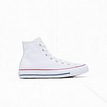 Кеды Converse CHUCK TAYLOR ALL STAR HI LEATHER White