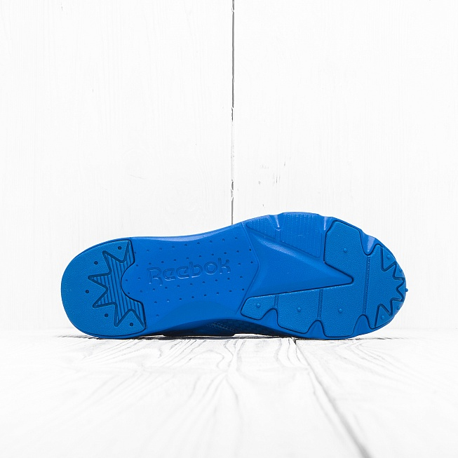 Кроссовки Reebok FURYLITE SLIP-ON WW Blue Sport - Фото 1