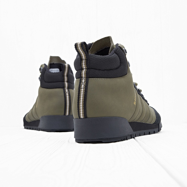 Ботинки Adidas JAKE 2.0 Olive Cargo F16/Core Black/Clear Brown - Фото 3