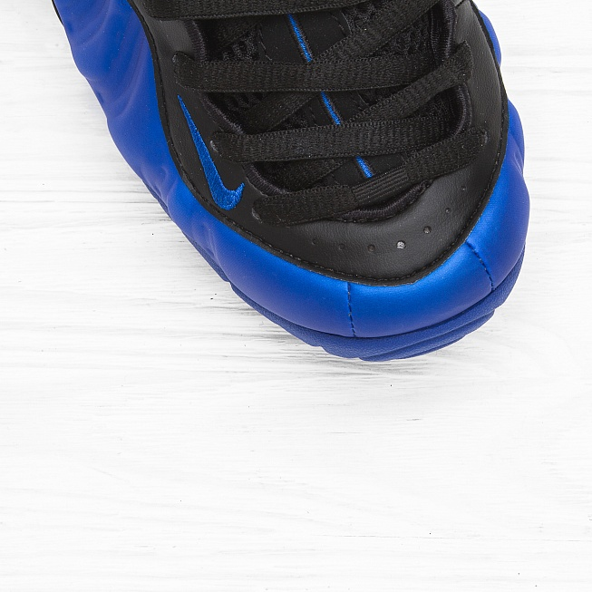 Кроссовки Nike AIR FOAMPOSITE PRO Hyper Cobalt/Black - Фото 3