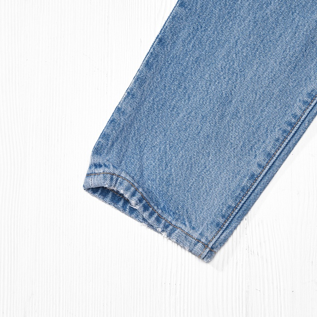 Джинсы Levis 501 SKINNY Cant Touch This - Фото 4
