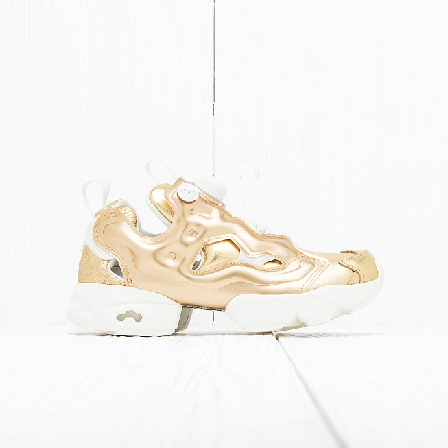 Кроссовки Reebok INSTA PUMP FURY CELEBRATE Reebok Brass/Chalk