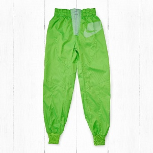 Спортивные штаны Nike W NSW WVN Bright Green