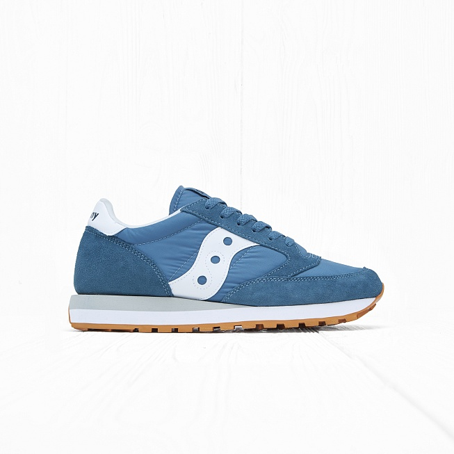 Кроссовки Saucony JAZZ ORIGINAL Blue/White