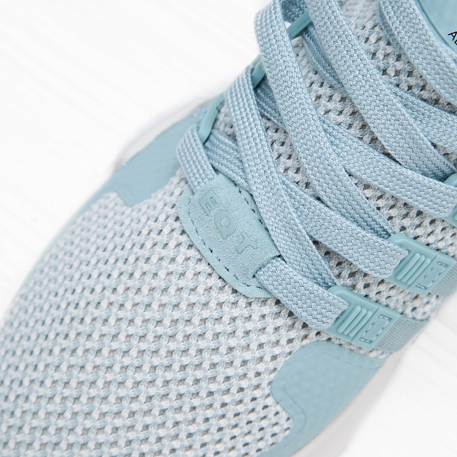 Кроссовки Adidas W EQUIPMENT SUPPORT ADV Tactile Green/Tactile Green/Off White - Фото 5
