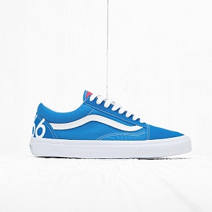Кеды Vans OLD SKOOL (1966) Blue/White