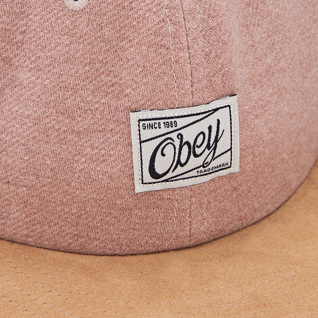 Стрепбек Obey DANBURY THROWBACK Blush - Фото 1