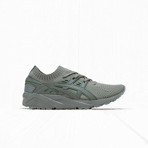 Кроссовки Asics Tiger GEL-KAYANO TRAINER KNIT Green/Green