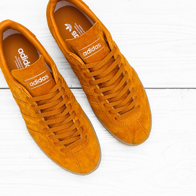 Кроссовки Adidas TOPANGA Craft Ochre/Craft Ochre/Gum - Фото 3