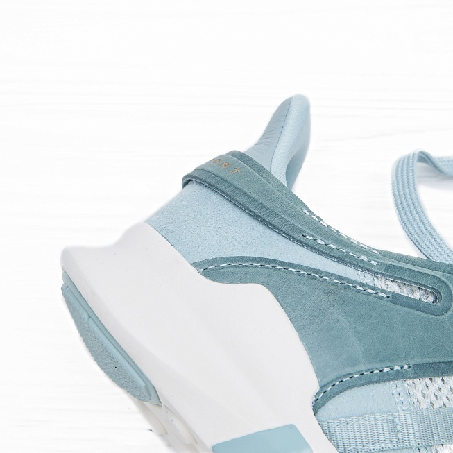 Кроссовки Adidas W EQUIPMENT SUPPORT ADV Tactile Green/Tactile Green/Off White - Фото 8